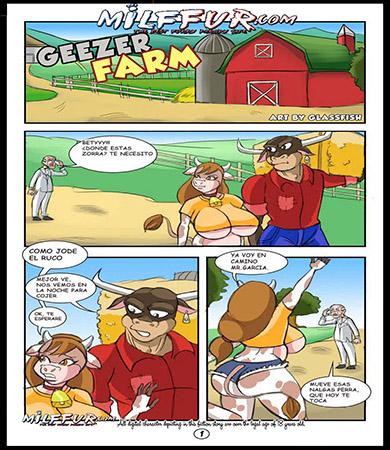 GEEZER FARM parte 1