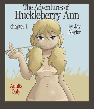 Las AVENTURAS de HUCKLEBERRY ANN parte 1