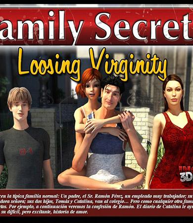 Secretos Familiares 1 - PERDIENDO la VIRGINIDAD