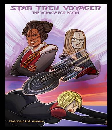 STAR TREK - Voyage for Poon