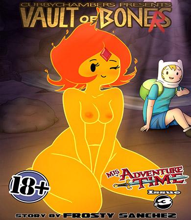 MisADVENTURE TIME parte 3 – Vault of Boners