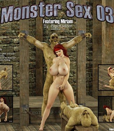 MONSTER SEX parte 3