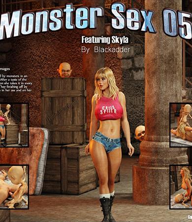 MONSTER SEX parte 5