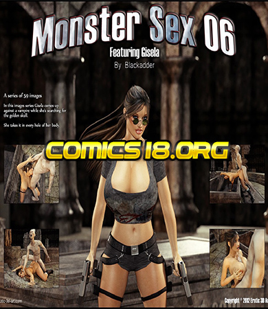 MONSTER SEX parte 6