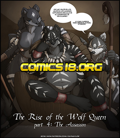 The Rise of the WOLF QUEEN parte 4