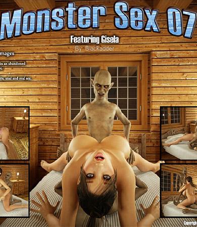 MONSTER SEX parte 7