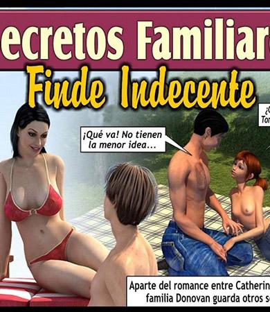 Secretos Familiares 2 - FINDE INDECENTE