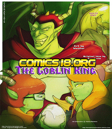 The GOBLIN King - SCOOBY DOO