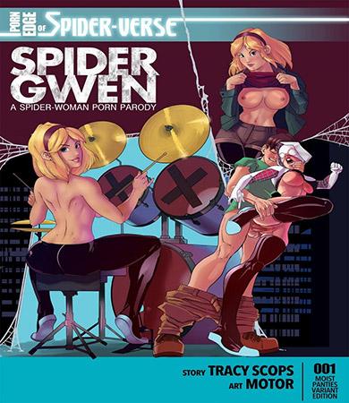 Spider GWEN parte 1