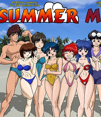 SUMMER Moon