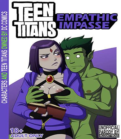 TEEN TITANS - Emphatic Impasse
