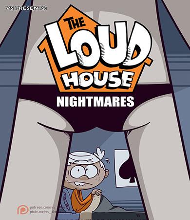 THE LOUD HOUSE - Pesadillas