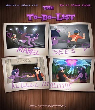 The TO DO LIST parte 1