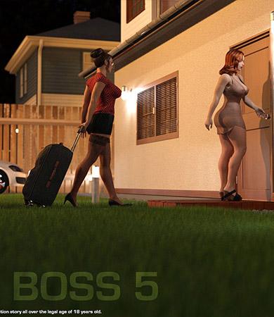 BAD BOSS parte 5