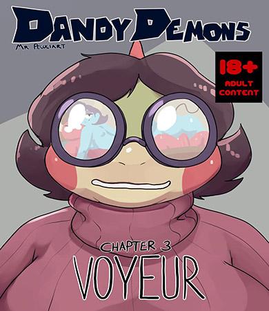 DANDY DEMONS 3 - Voyeur