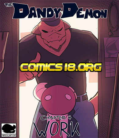 DANDY DEMONS 4 - Work