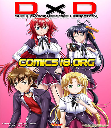 DxD SUBJUGATION Before Liberation parte 1