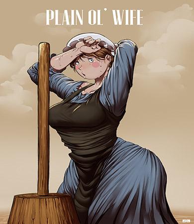 Plain ol WIFE