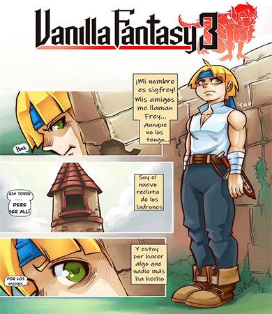 VANILLA FANTASY parte 3