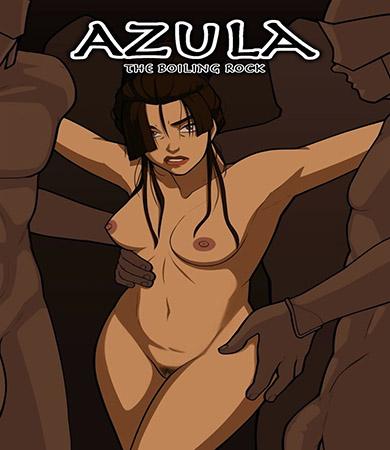 AZULA the Boiling Rock