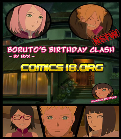 BORUTOS Birthday Clash
