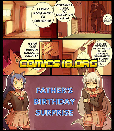 FATHERS Birthday Surprise