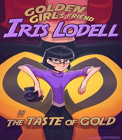 IRIS LODELL in the Taste of Gold!