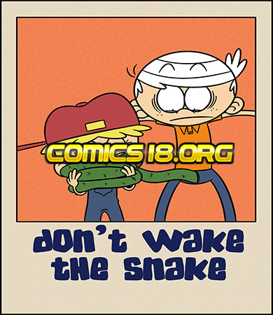 Dont Wake the SNAKE