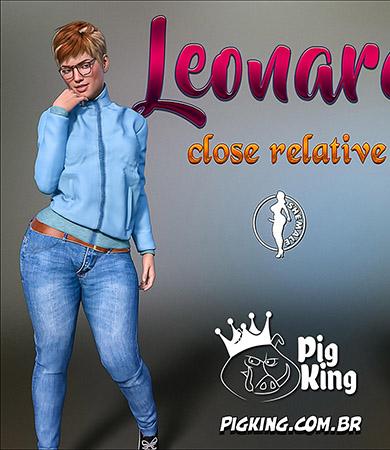 Leonard - CLOSE RELATIVE parte 1