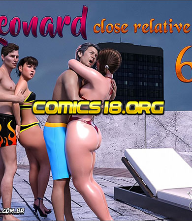 Leonard - CLOSE RELATIVE parte 6