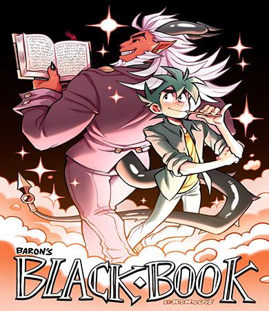 Barons BLACK BOOK