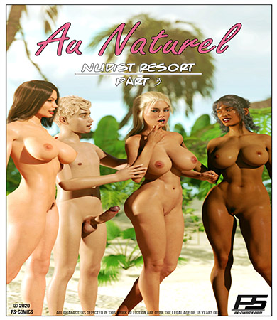 AU NATUREL - Nudist Resort parte 3
