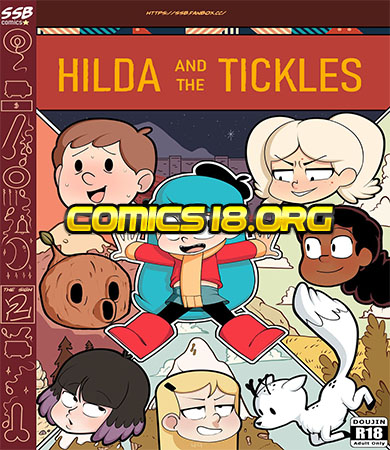 SPRING is in the AIR 2021 parte 4 - Hilda and the Tickles