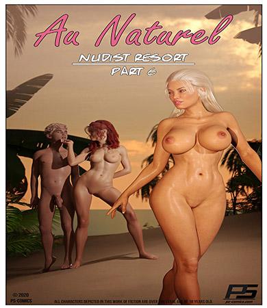 AU NATUREL – Nudist Resort parte 6
