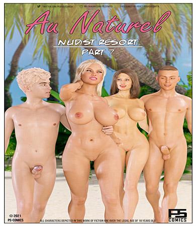 AU NATUREL – Nudist Resort parte 7