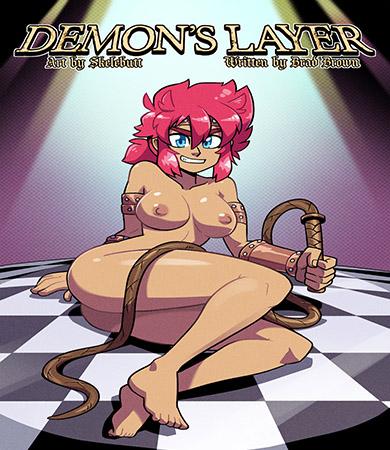DEMONS Layers parte 4
