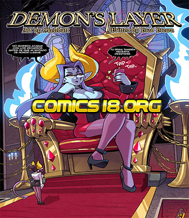 DEMONS Layers parte 5