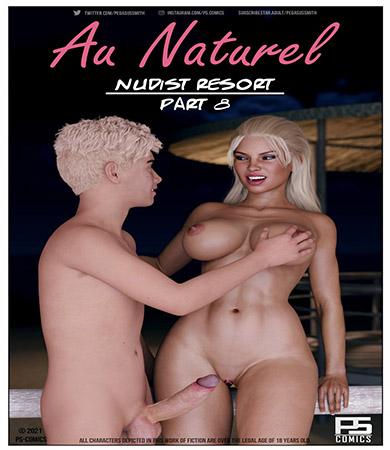 AU NATUREL - Nudist Resort parte 8