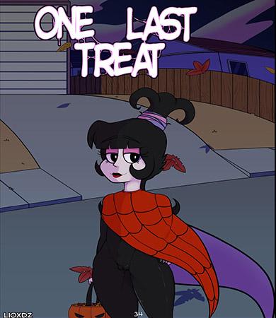 One LAST TREAT